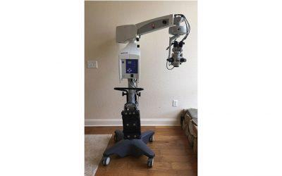 Used Zeiss Visu 150 Microscope