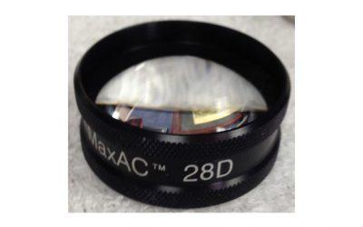 Used Ocular 28D Max AC Auto Cavable