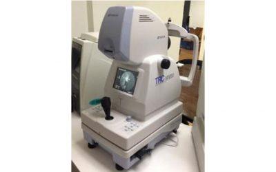 Used Topcon TRC-NW200 Digital Non-Myd Fundus Camera w/software