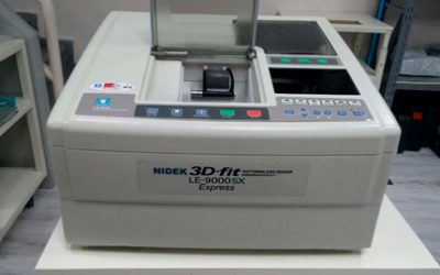 Reconditioned Nidek LE-9000EX Plus Patternless System