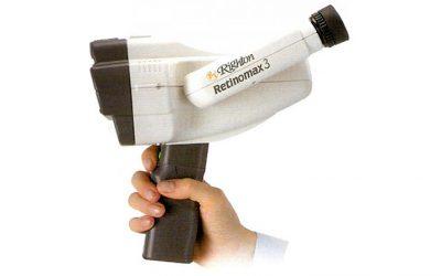 Used /Great condition Righton Retinomax 3 Autorefractor Portable