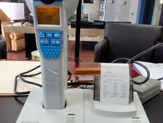 Used Alcon Portable Auto-Keratometer Renaissance Series