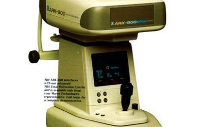 Used Auto-Ref/Keratometer Nidek ARK-900