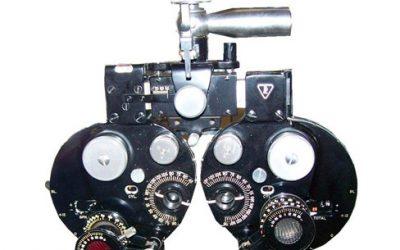 Used Manual Phoropter B&L Green + Cylinder