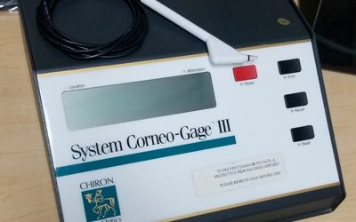 Used Pachymeter Chiron Corneo-Gage III