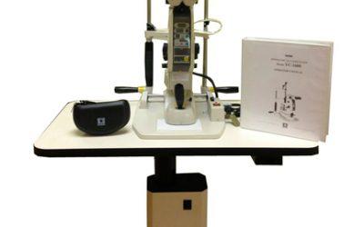 Refurb NIDEK YC-1600 YAG Laser